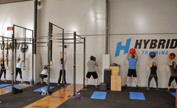 CrossFit Millennium Hornsby